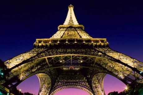 Bwin va sacrer son Poker Héro sur la Tour Eiffel