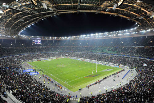 La Fédération Française de Rugby (FFR) et le Stade de France signent un nouvel accord jusqu'en 2025