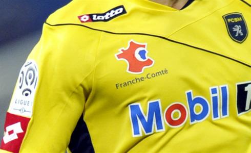 Le FC Sochaux prolonge avec Lotto jusqu'en 2016