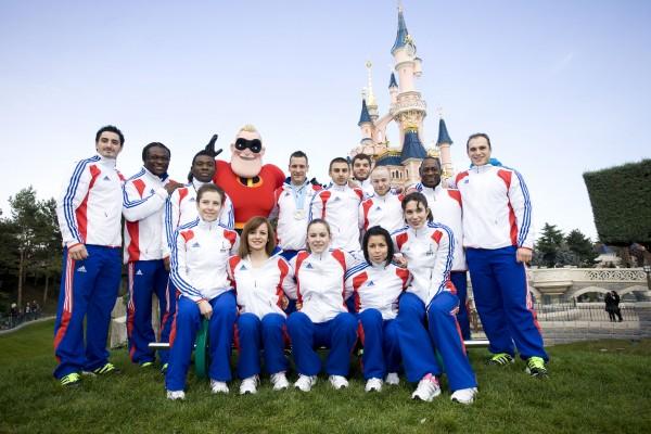 Les championnats du monde d'Haltérophilie débutent aujourd'hui sur le site de Disneyland Paris