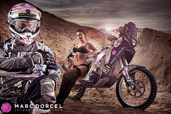 Sponsoring : En selle Marc Dorcel!