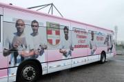 ETG FC bus evian thonon gaillard FC