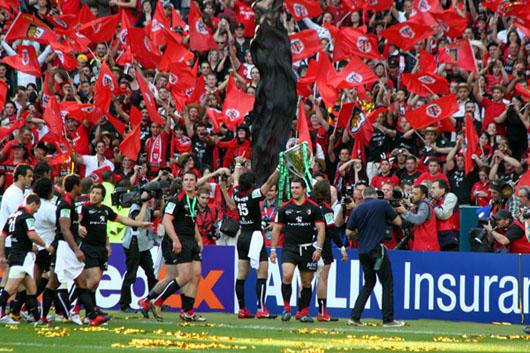 Le Stade toulousain franchit la barre du million de spectateurs en H Cup