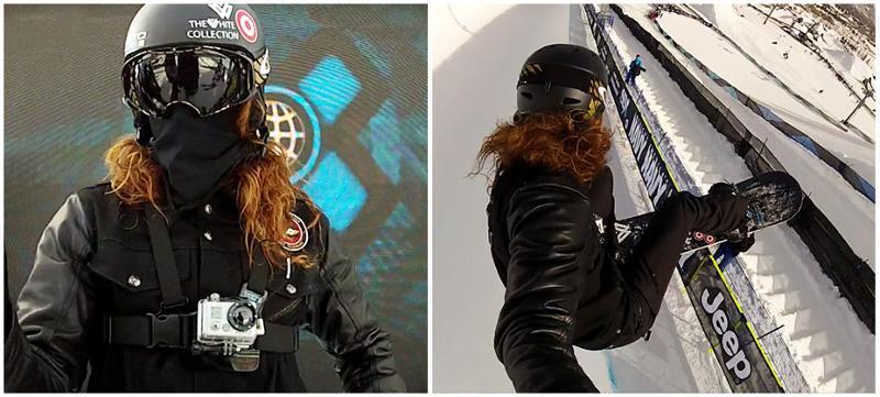Shaun White rejoint la Snow Team GoPro