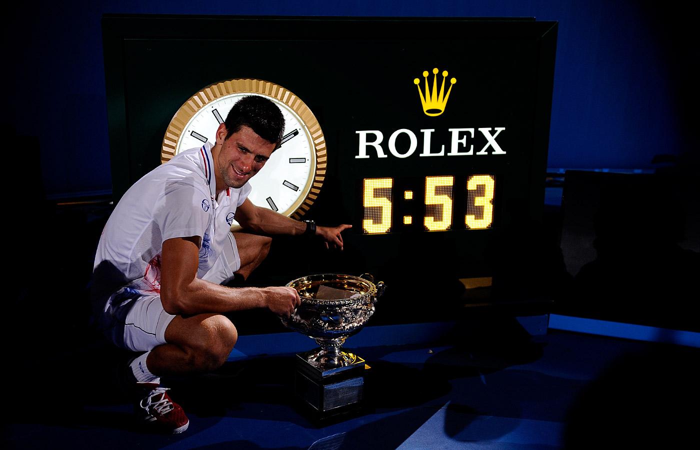Audiences : Novak Djokovic et Rafael Nadal battent tous les records sur Eurosport