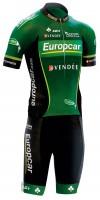 europcar cyclisme 2012 maillot