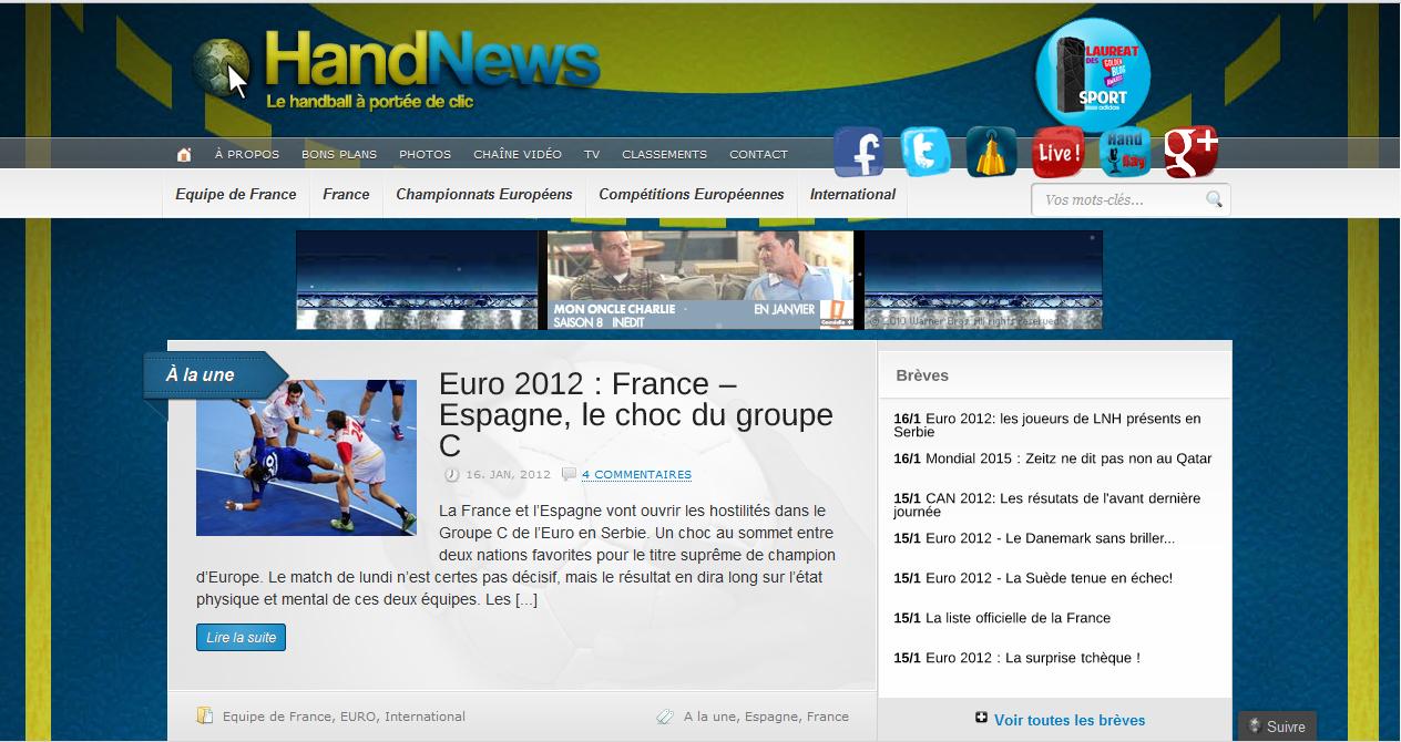 Partez à la découverte du site HandNews.fr