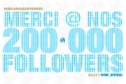 200 000 followers pour l'OM