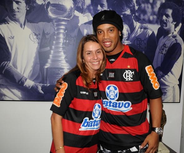 Ronaldinho coûtera 6 millions d'euros à Flamengo jusqu'à la fin de l'année