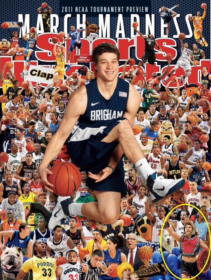 Faites la couverture de Sports Illustrated !