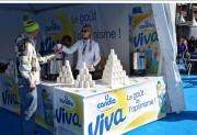 candia X games tignes 2012 dégustation lait chaud