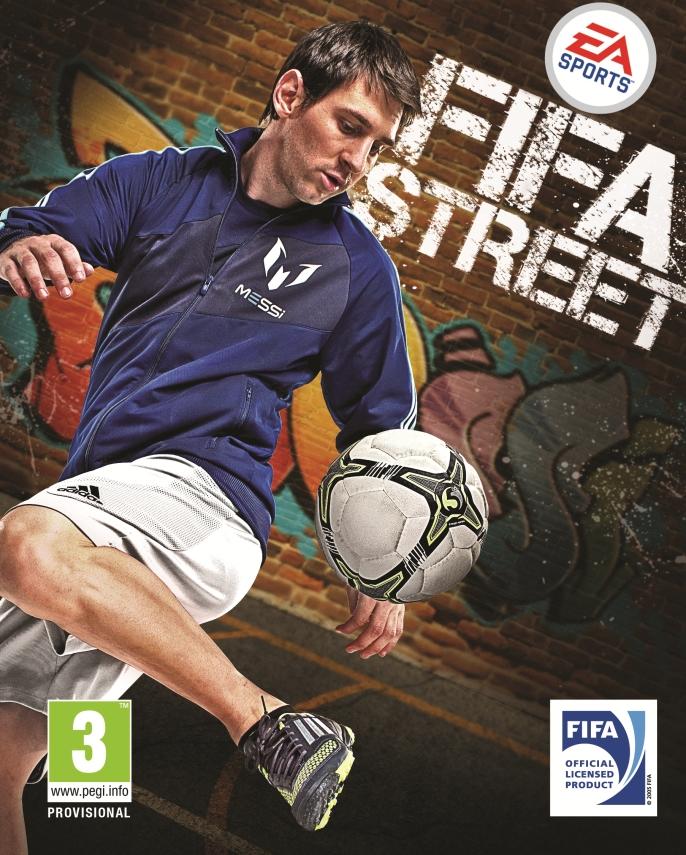 Découvrez la pub TV de Fifa Street !