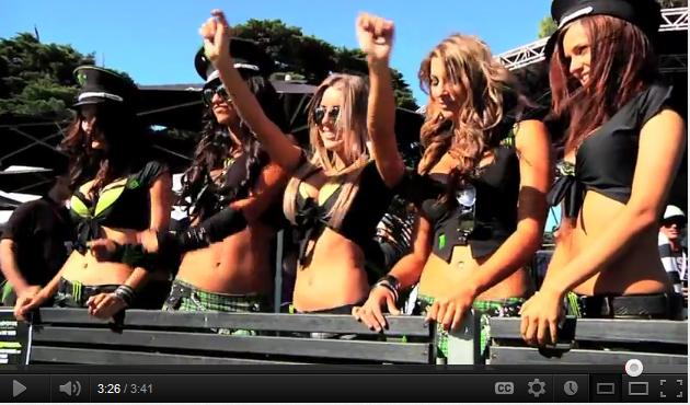 F1 : Les Monster Girls Australiennes ont enflammé le Grand Prix de Melbourne