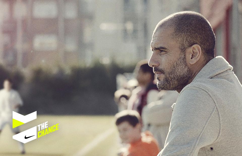 Nike, Pep Guardiola et Rio Ferdinand recherchent le nouveau Lionel Messi (The Chance)