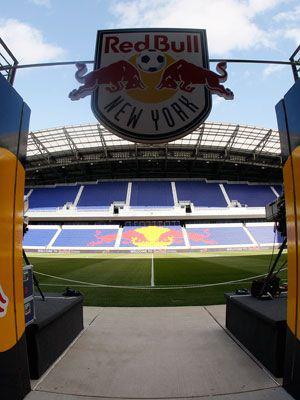 New-York Redbulls organise un twapéro pour son match d'ouverture au Red Bull Aréna