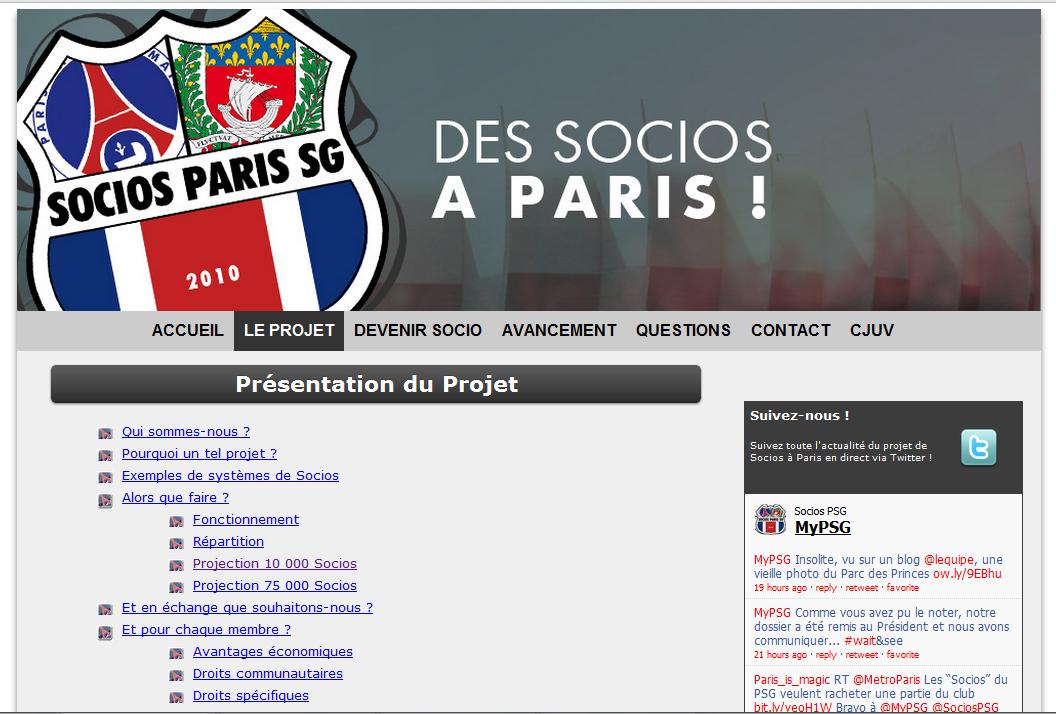 INTERVIEW : Stéphane et Baptiste veulent des Socios au PSG