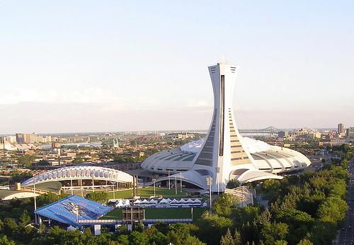 Stade olympique montr al stade saputo - Salon de l habitation montreal stade olympique ...