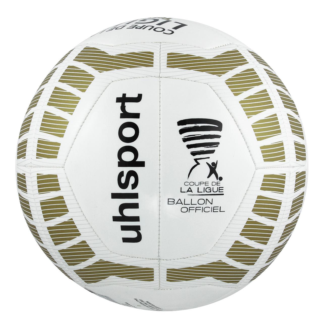 Un nouveau ballon pour la Coupe de la Ligue