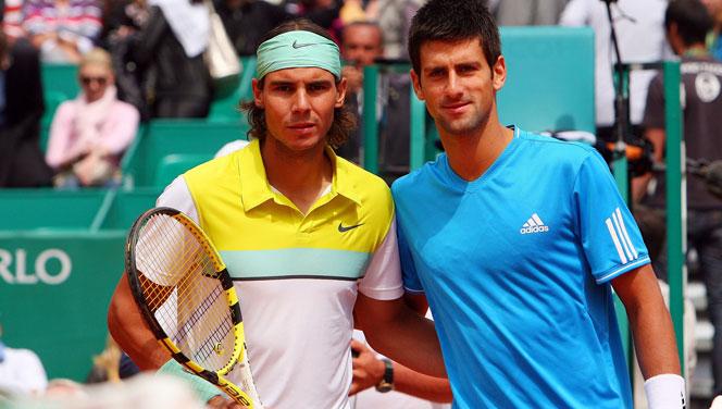 Rafael Nadal affrontera Novak Djokovic à Bernabeu