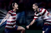 alex morgan maillot soccer USA 2012