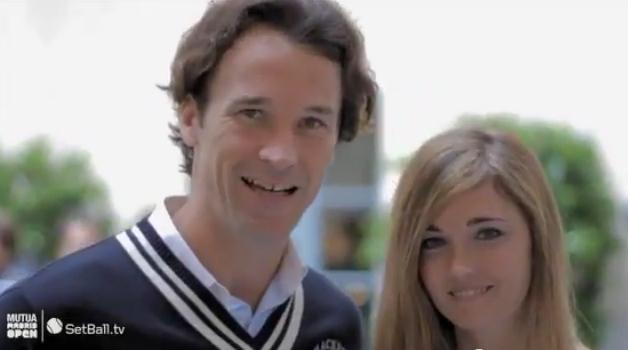 Mutua Madrid Open : 11 Top models «ramasseuses de balles» sélectionnées par Carlos Moya
