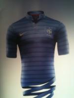 nike maillot équipe de france 2012