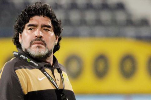 Maradona reste à Al-Wasl