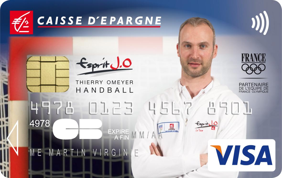 Christophe lemaitre pr sent sur les cartes bancaires de la - Plafond retrait carte visa caisse epargne ...