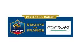 GDF SUEZ aux côtés de l'Equipe de France de football à Valenciennes