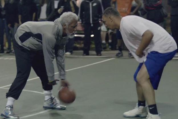 Avec L'oncle Drew le basket paraît beaucoup plus facile