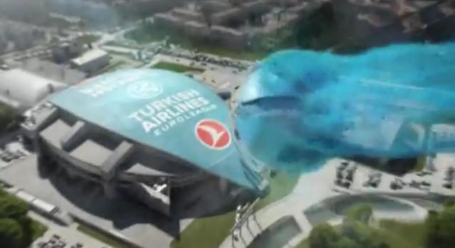Le Final Four Turkish Airlines Euroleague débarque à Istanbul