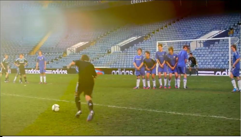 Pour l'achat du nouveau maillot, Adidas offre l'expérience d'une vie aux supporters de Chelsea