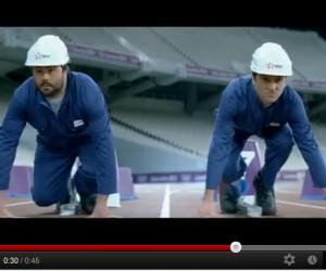 Londres 2012 : EDF mise sur l'humour dans sa dernière pub TV