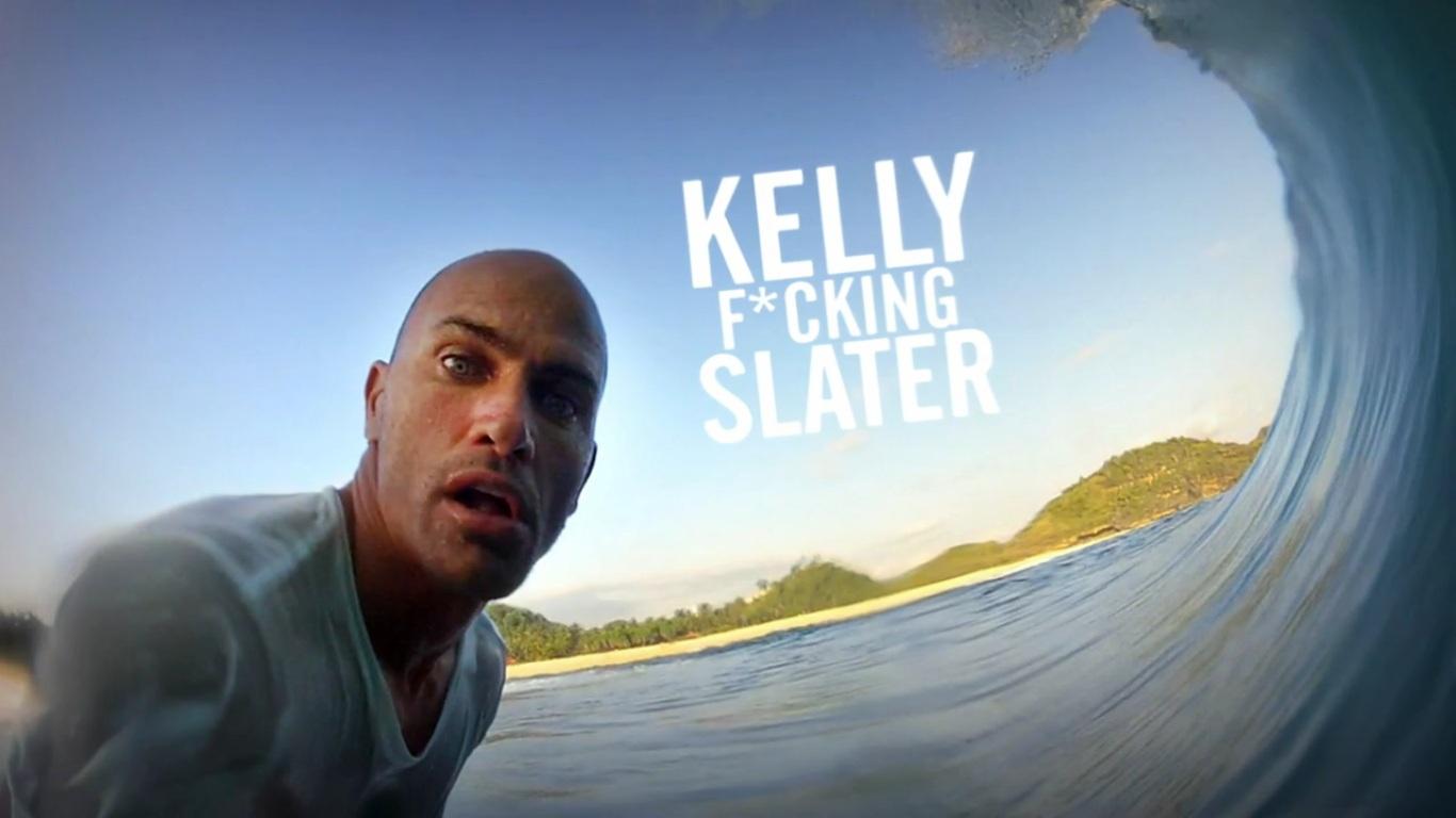 Kelly Slater: un nouveau «hero» dans la team GoPro