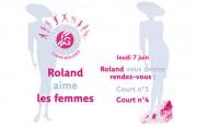 RG 2012 rose journée de la femme