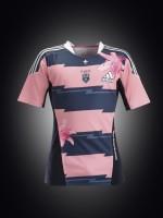 Stade-Français paris rugby maillot 2012-2013 adidas