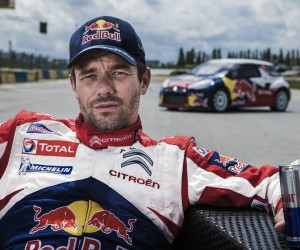 Sébastien Loeb est prêt pour les X Games de Los Angeles