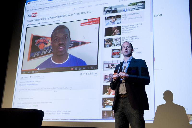 Boris Helleu débriefe la journée Sport and New Media organisée par Sport Business
