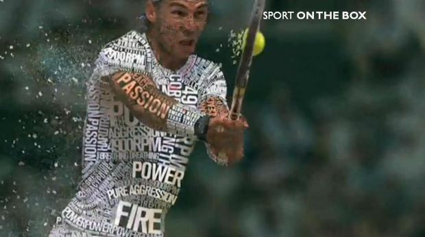 Découvrez le Trailer de Wimbledon 2012 qui fait fondre Federer, Nadal, Djokovic et Sharapova