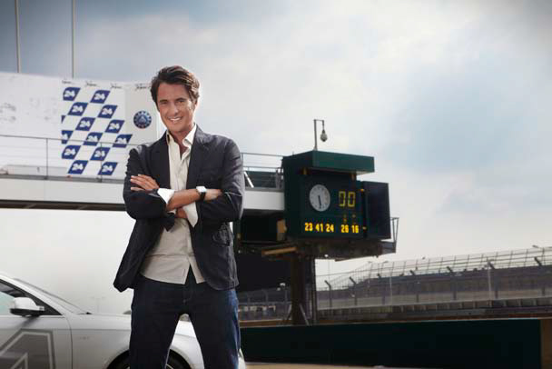 Vincent Cerutti débarque sur Eurosport pour les 24 heures du Mans