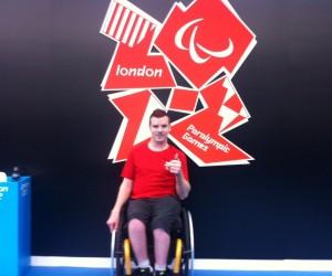 Interview de Florian Merrien, pongiste français : «Je vais aux Paralympiques pour faire une médaille»