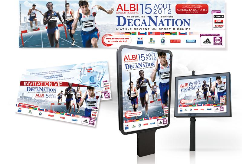 Lavillenie, Mekhissi, Lemaitre et Soumaré prennent l'affiche du Décanation 2012