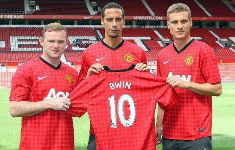 Sponsoring – bwin officialise son partenariat de grande ampleur avec Manchester United