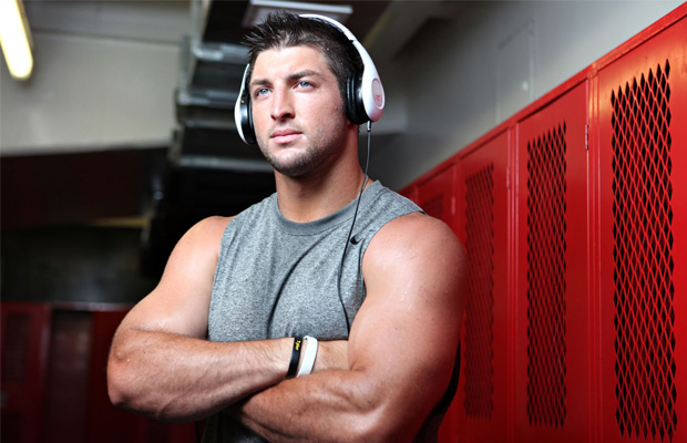 Tim Tebow rejoint Usain Bolt, Cesc Fabregas et Dwight Howard chez SOUL Electronics