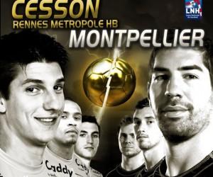 Des joueurs du Montpellier Handball soupçonnés de paris truqués