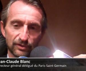 Jean-Claude Blanc : «Installer le PSG comme une franchise sur la planète du sport international»