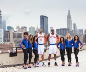 NBA : Découvrez le nouveau maillot des New York Knicks 2012-2013