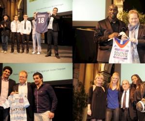 Le maillot d'Ibrahimovic vendu 1 700€ aux enchères au profit de l'association «1 Maillot Pour la Vie»