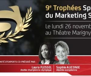 Et les nominés pour les 9èmes Trophées Sporsora du Marketing Sportif sont…