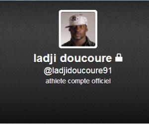 Ladji Doucouré débarque sur Twitter
